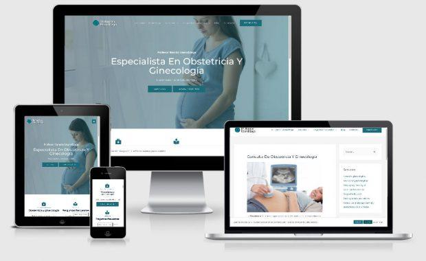 Web medicina ginecológica