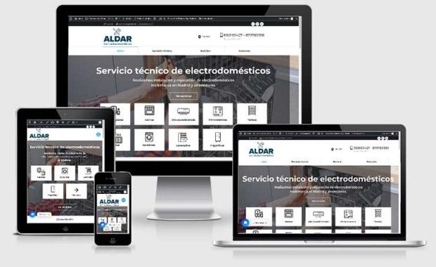 Web de servicios