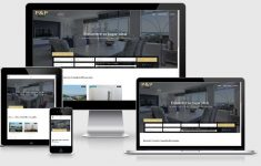 P&P House web inmobiliaria en wordpress
