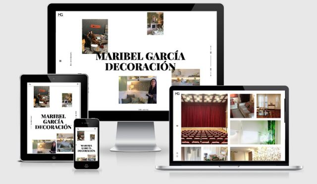 Web decoradora garciadecor.com